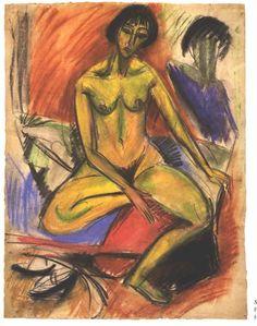 Ernst Ludwig Kirchner- WikiPaintings.org