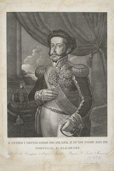 D. Pedro IV, Rei de Portugal