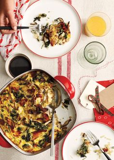 Egg & Hashbrown Casserole ‹ Hello Healthy