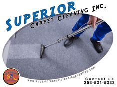 At Superior Carpet Cleaning Inc., we ensure a high-level of customer service. We have the most reliable staff with exceptional talent in cleaning. We also use the very best equipment available. Our team assures you that our cleaning techniques are effective and up-to-date. We select top-notch cleaning products for the safety of your family because our customer's satisfaction is our top priority.