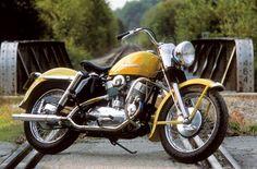 Harley Davidson '52 K model