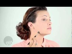 glo minerals National Makeup Artist Kate McCarthy shows you how to create a flawless look!