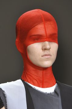 95 details photos of Central Saint Martins at London Fashion Week Fall 2014.