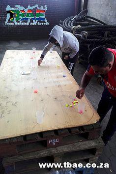 NuAfrica Duty Free Shops SA Mini Olympics team building Centurion, Pretoria