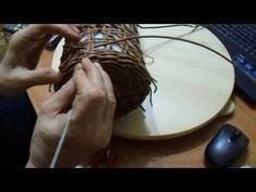 мк круглой коробки в японском стиле - YouTube