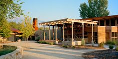 Ogden Nature Center.  Looks like a beautiful place to visit this summer!