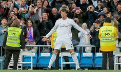 Real Madrid goleó 5-1 a la Real Sociedad. Cristiano Ronaldo anotó un triplete.