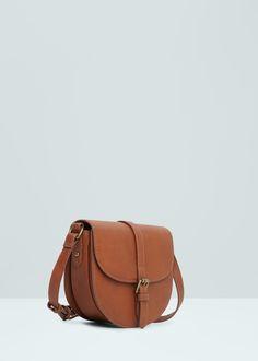 Buckled cross-body bag - Bags for Women   MANGO USA