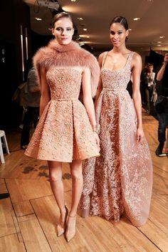 skaodi: Elie Saab Haute Couture Fall 2014.Paris Fashion Week.