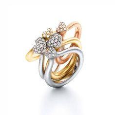 Ole Lyngaard, eye candy ❤️ Finger Band, Skinny Rings, Girls Best Friend, Jewelry Trends, Diamond Rings, Heart Ring, Jewlery, Fashion Jewelry, Designer Jewellery