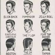 Image Result For Duck Ass Hairstyle