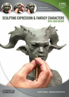 Sculpting Expression and Fantasy Characters with John Brown DVD ~ John Brown, http://www.amazon.com/dp/B003788252/ref=cm_sw_r_pi_dp_HC8ntb1H97RZD