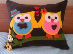 dekoratif yastık :)