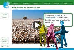 Lesbrief: Muziek van de katoenvelden   Muziek-wijs   Eigenwijs-digitaal