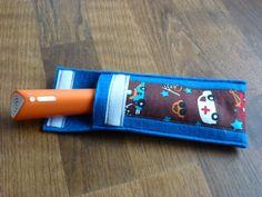 Tasche für Tip Toi Stift von Freschla auf DaWanda.com