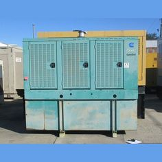 Cummins 125 kW Diesel Generator.  1800 rpm.  120/208V.  3 phase.     Manufactured in 1998.  Hours: 52 since new. Auto-start and safety shutdowns.        Please contact us for...