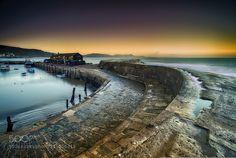 Popular on 500px : Lyme Regis.jpg by liesthrualens