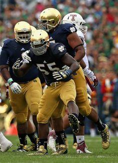 Notre Dame Football - Fighting Irish Photos - ESPN