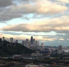 Beautiful overcast day. . .