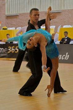 Andre and Anna Rumba