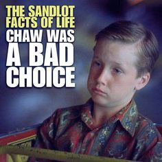 #TheSandlot (1993) - #ScottSmalls #Scotty