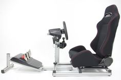 4 PLAY RACING Video Game Driving Simulator Sim Race Chair Seat Rig Cockpit Frame