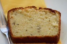 nami-nami: a food blog: Caraway teacake