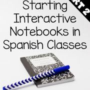 Adventures of a Spanish teacher living on an island in the Caribbean. Spanish Games, Ap Spanish, Spanish Activities, How To Speak Spanish, Learn Spanish, Spanish Interactive Notebook, Interactive Notebooks, French Classroom, Spanish Classroom