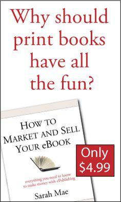 Buy Sarah Mae's Marketing book HERE!
