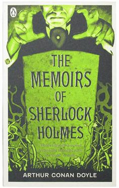 Image result for memoirs of sherlock holmes rare book cover