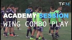 Football Academy Session 11 - Wing Combination Play Youth Football, Wings, Play, Youtube, Sports, Youth Soccer, Hs Sports, Sport, Ali
