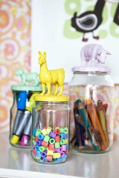På glass princess room, crafty craft, kids and parenting, mason jars, playr Easy Diy Crafts, Diy Crafts Videos, Diy Crafts To Sell, Diy Crafts For Kids, Home Crafts, Fun Crafts, Craft Kids, Craft Room Design, Craft Room Decor
