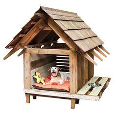 haus f r den hund bauen hundeh tte pinterest hunde. Black Bedroom Furniture Sets. Home Design Ideas