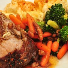 Crockpot French Onion Pork Roast