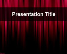 HR Audit Template for PowerPoint is a free Power Point slide design for presentations that you can download and use for your HR audit presentations but also for other Human Resource issues or any other topic with a nice curtain effect