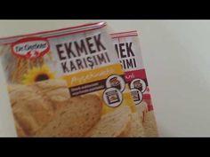 Dr.Oetker Ekmek Karışımı Denemesi Videolu Tarif Bread, Food, Brot, Essen, Baking, Meals, Breads, Buns, Yemek