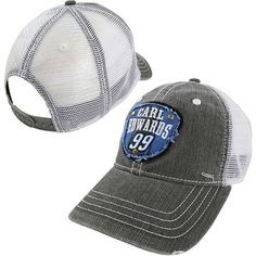 Big Rig Trucker Hat Carl Edwards - $9.99