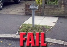 Someone takes their job way too seriously! Click to see, 12 Hilarious Road Signs You Won't Believe Existed! #lol #funny #spon