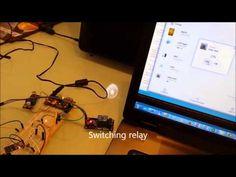 ESP8266 WiFi relay switch (Arduino IDE)