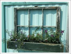 Old window repurposed, we have old windows and doors at Saving Grace! Description from pinterest.com. I searched for this on bing.com/images