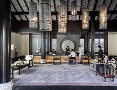 andesign inc. / haung shan hotel #interiordesign #internationaldesign #design…