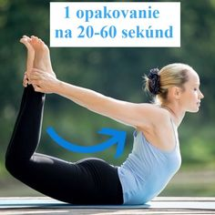 Chcete sa rýchlo zbaviť záhybov na bokoch a chrbte? Vyskúšajte toto! Mne to pomohlo za krátky čas! - Báječné zdravie Yoga Anatomy, Organic Beauty, Yoga Poses, Fitbit, Health Fitness, Body Fitness, Workout, Morning Work, Work Out