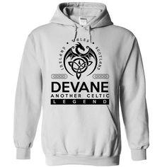 HOT - Devane CELTIC LEGEND 2601 - #family shirt #green sweater. CHEAP PRICE:  => https://www.sunfrog.com/LifeStyle/HOT--Devane-CELTIC-LEGEND-2601-9593-White-20982843-Hoodie.html?id=60505