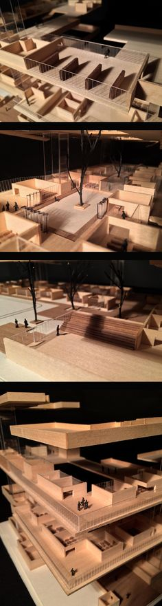 Elementary School Project model_School of Architecture Kookmin Univ. Kim studio.
