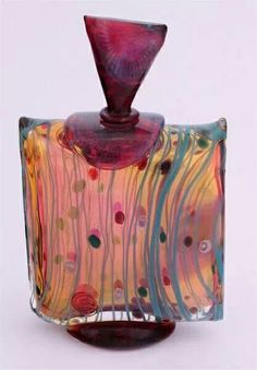 1930 Art Deco Perfume Bottle