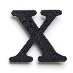 Embellish Your Story X Letter (Initial) Magnet - Embellish Your Story Roeda 10398-EMB
