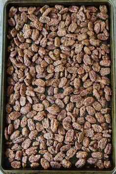 pomegranate bark ginger rosh hashanah