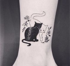 221 Best Cat Tattoo Images In 2017 Cat Art Tattoo Cat Cat Doodle