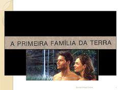 Curso online de ESTUDO BIBLICO -  A PRIMEIRA FAMILIA DA TERRA