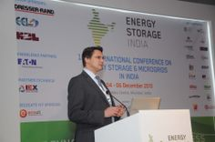 ENERGY STORAGE India